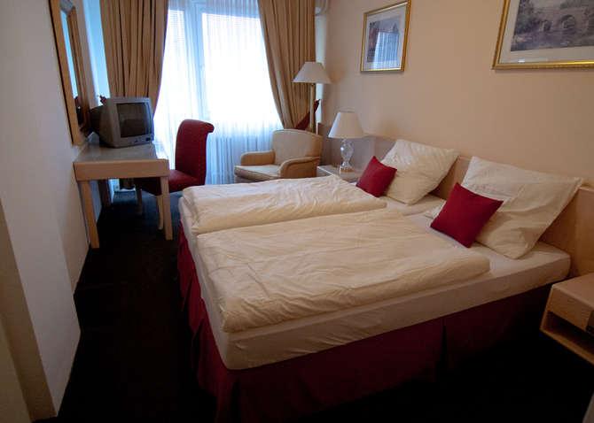 Oaza Hotel Praag