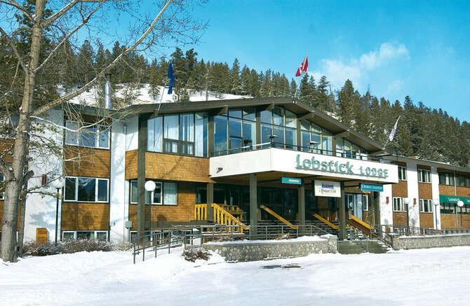 Lobstick Lodge Jasper