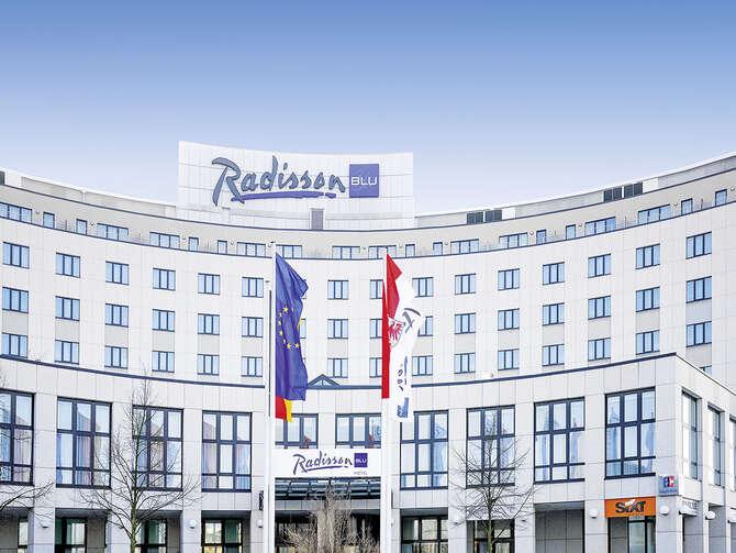 Radisson Blu Hotel Cottbus Cottbus