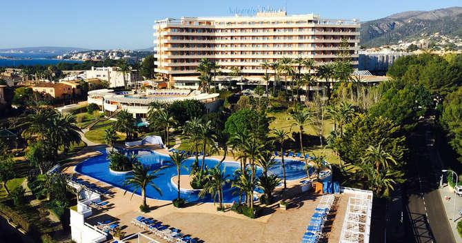 Gpro Valparaiso Palace Hotel & Spa Cala Mayor
