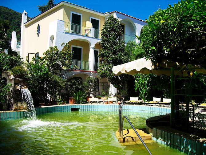 Hotel Villa Ciccio Ischia