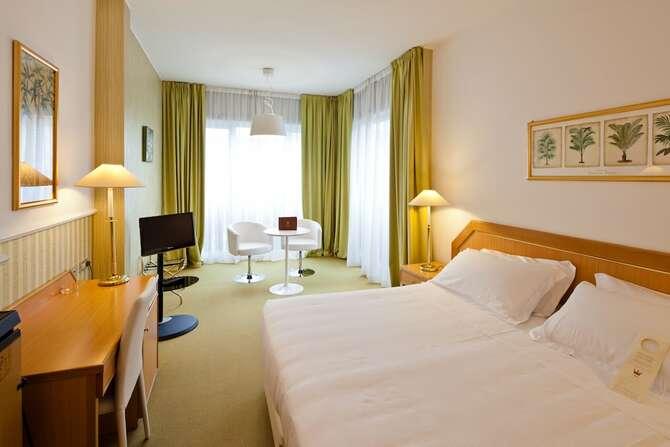 Qualys Hotel Nasco Milaan