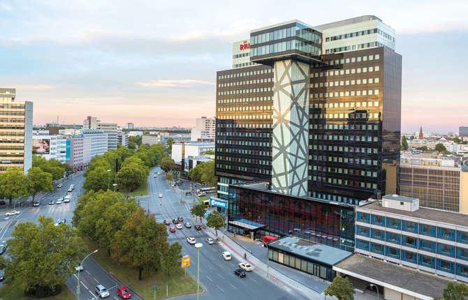 Hotel Riu Plaza Berlin Berlijn