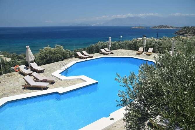 Meliti Hotel Agios Nikolaos
