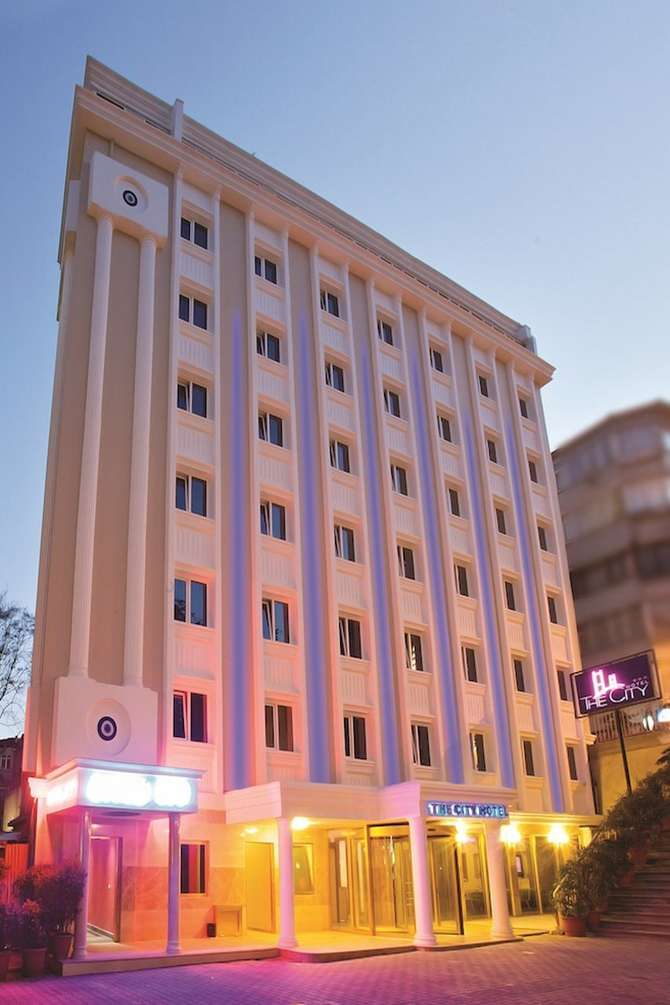 The City Hotel Istanbul