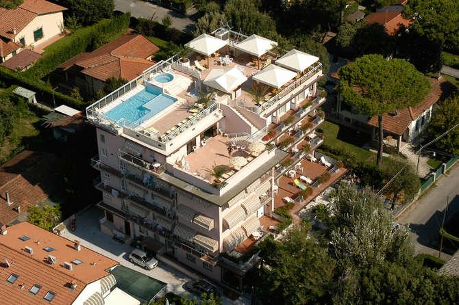 Hotel Villa Marzia Marina di Pietrasanta