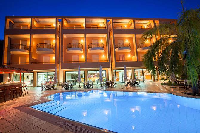 Hotel Flisvos Royal Tolón