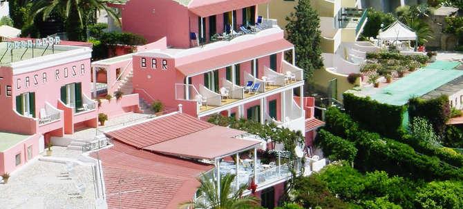 Casa Rosa Terme Hotel Forio
