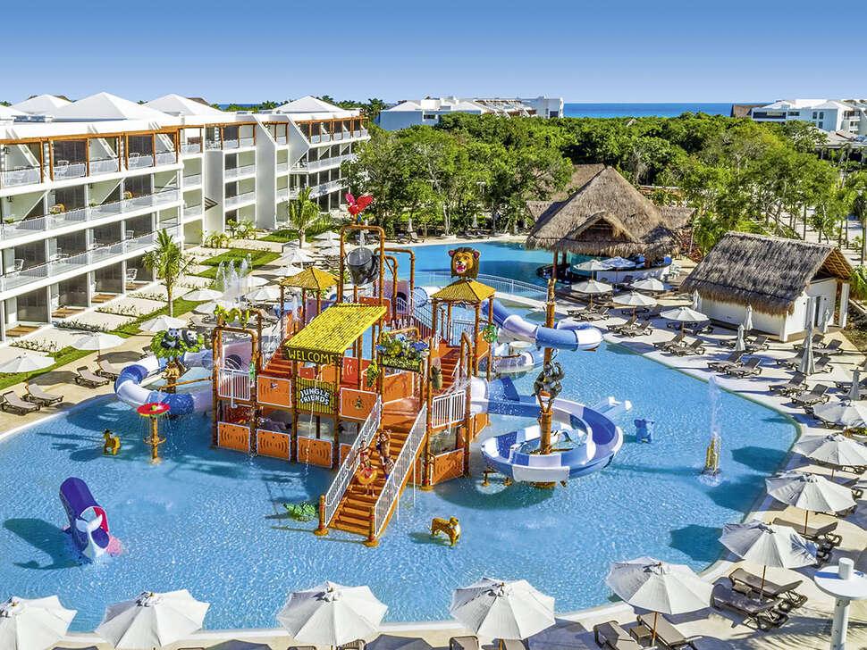 Ocean Riviera Paradise, 8 dagen
