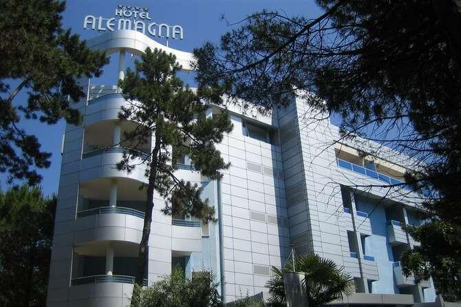 Hotel Alemagna Bibione