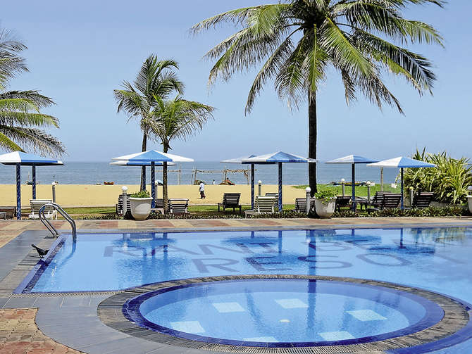 Rani Beach Resort Negombo