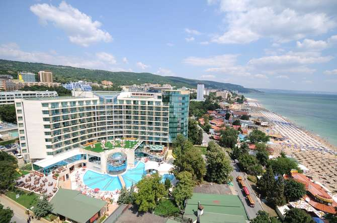 Marina Grand Beach Hotel Golden Sands