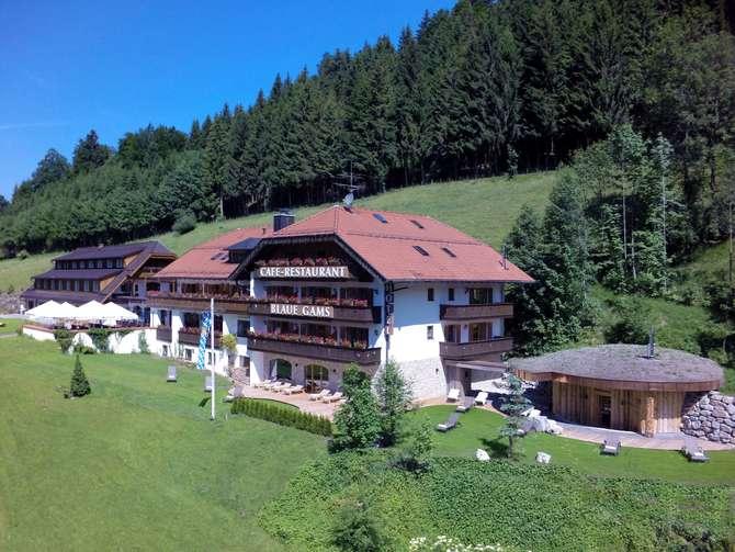 Hotel Blaue Gams Ettal