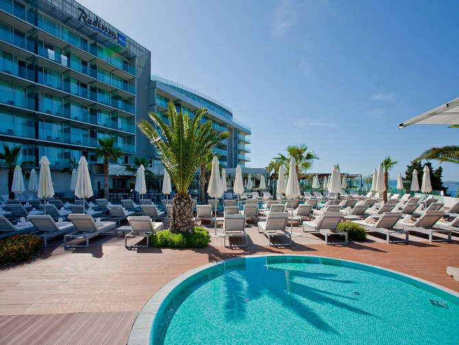 Radisson Blu Resort Split Split