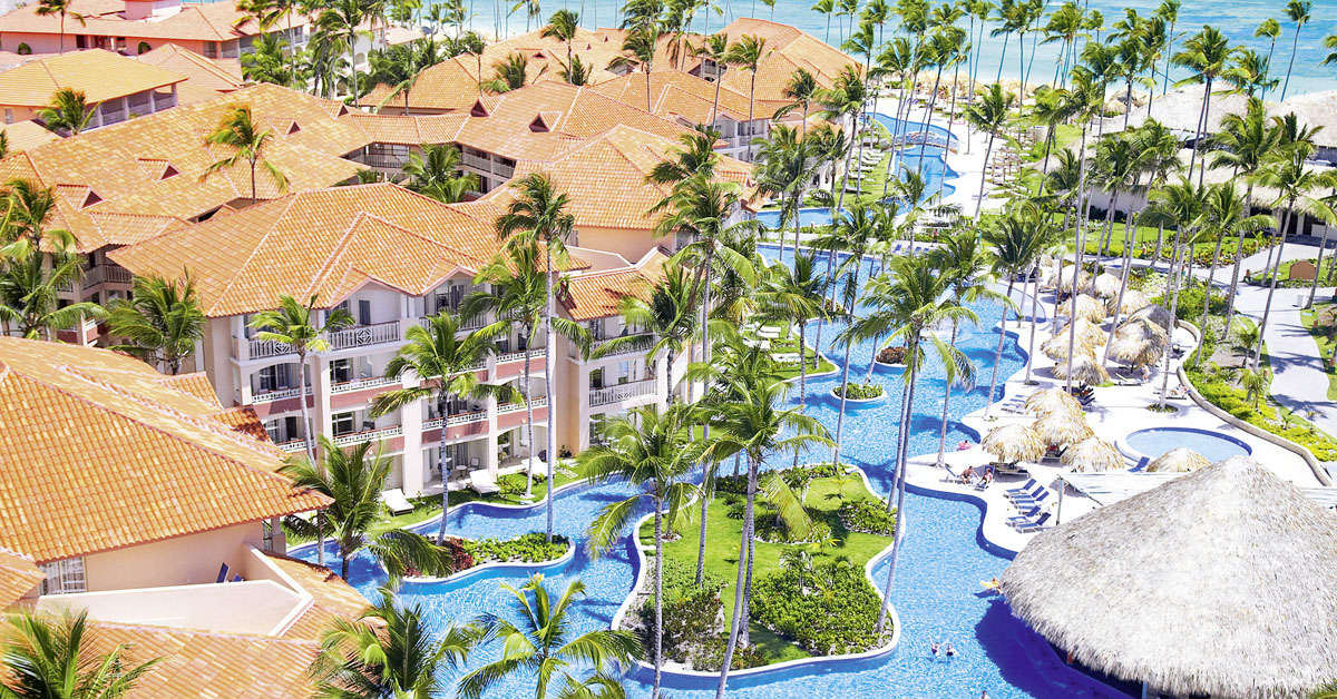 Informatie over Royalton Bávaro Resort & Spa in Punta Cana, Dominicaanse.
