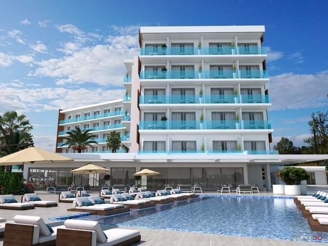 The Blue Ivy Hotel & Suites Protaras