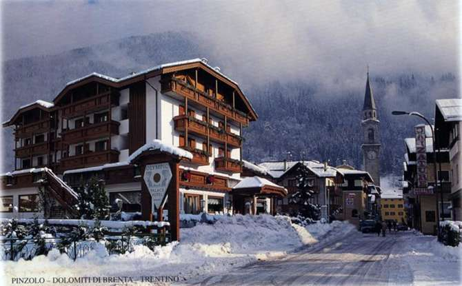 Olympic Palace Hotel Pinzolo