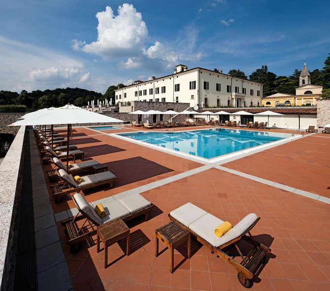 Palazzo Arzaga Hotel & Spa Calvagese della Riviera