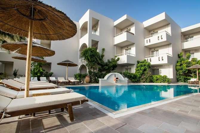 Parasol Hotel Appartementen Karpathos-Stad