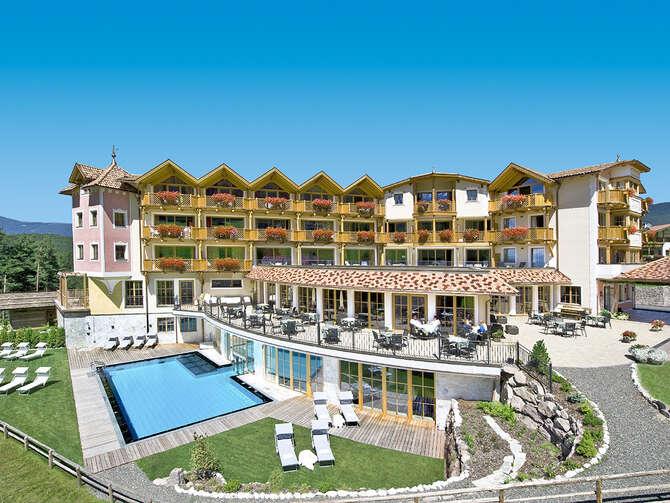Hotel Chalet Tianes Castelrotto - Kastelruth