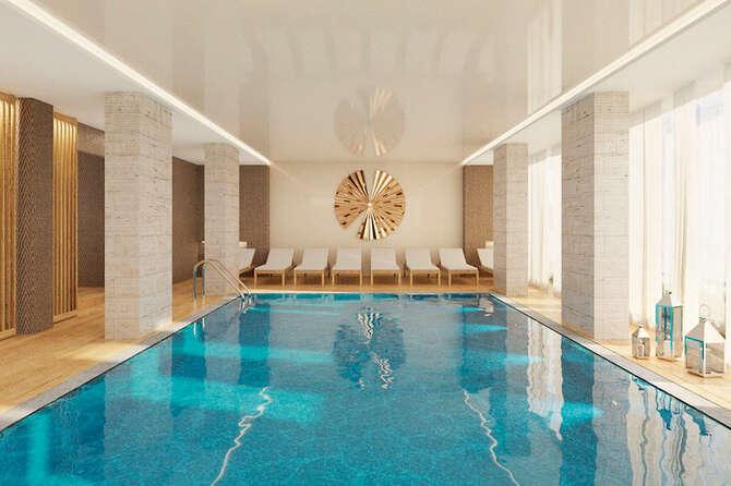 Hotel Olympia Spa & Wellness Mariënbad