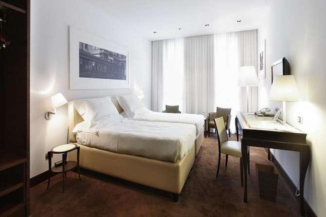 Unahotels Cusani Milan Milaan