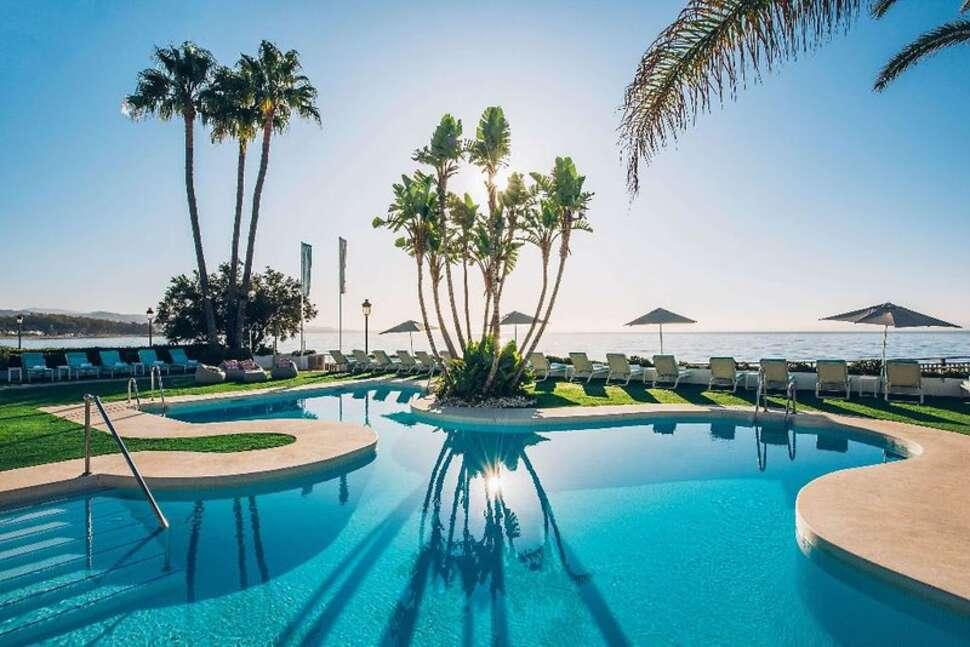 Marbella Coral Beach