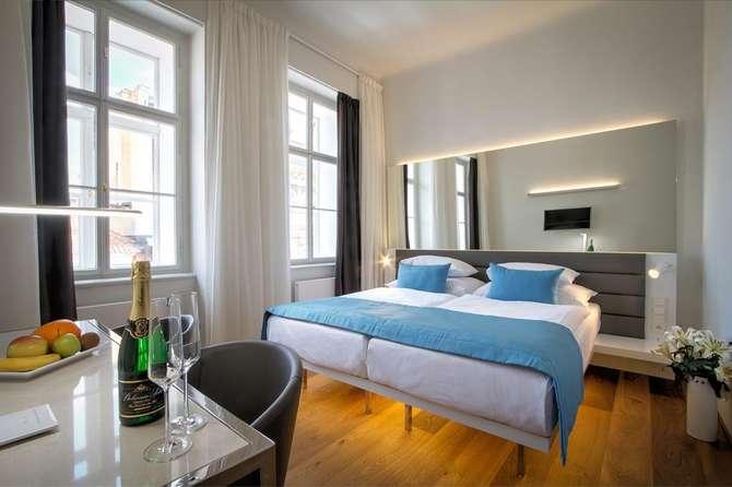 Hotel Biskupsky Dum Praag