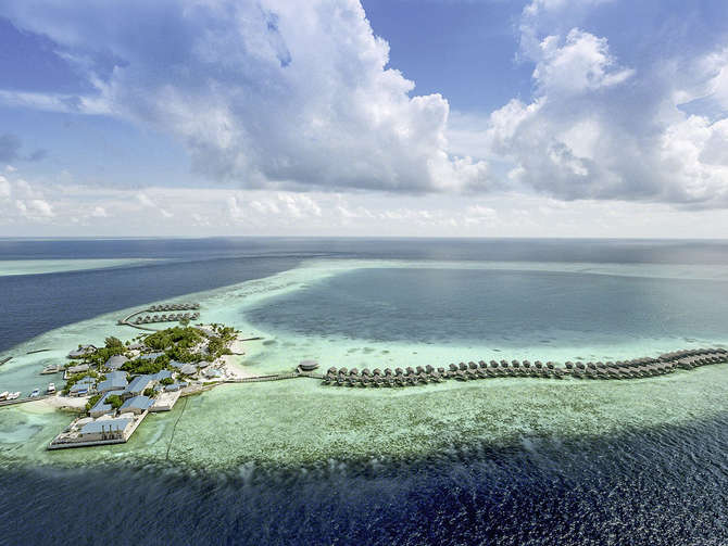 Centara Ras Fushi Resort & Spa Maldives Giraavaru