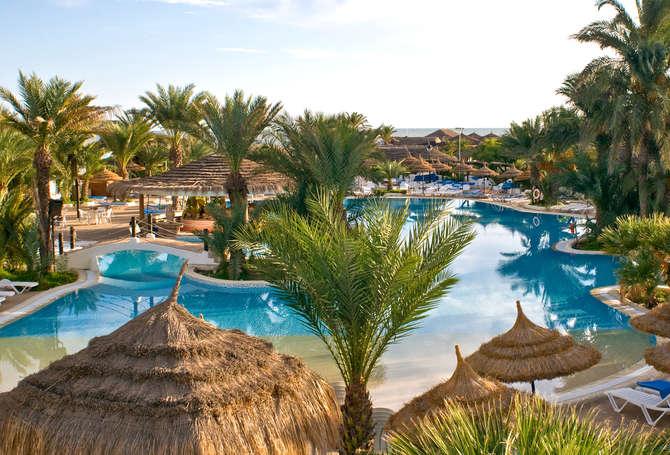 Hotel Fiesta Beach Midoun