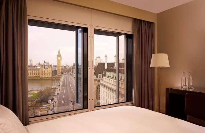 Park Plaza Westminster Bridge Londen