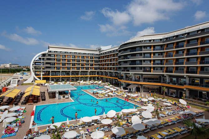 Senza The Inn Resort & Spa Alanya