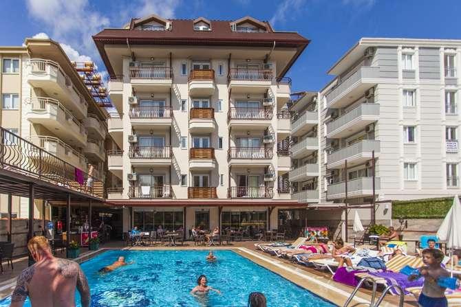 Oba Time Hotel Alanya