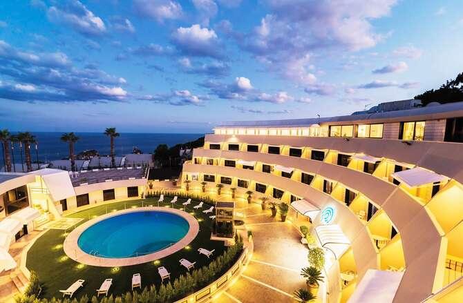 President Park Hotel Aci Trezza