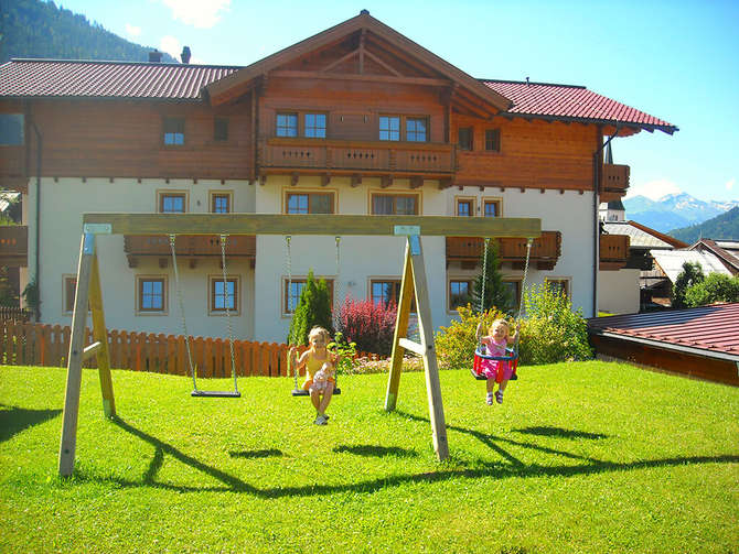 Landhuis & Appartementen Haussteiner Dorfgastein