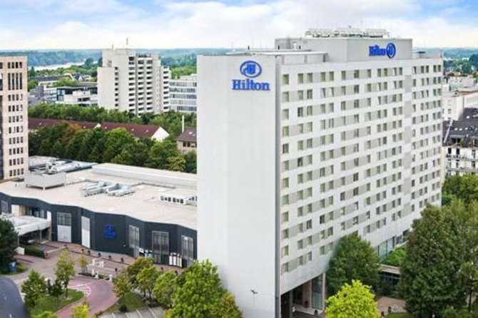 Hilton Dusseldorf Düsseldorf