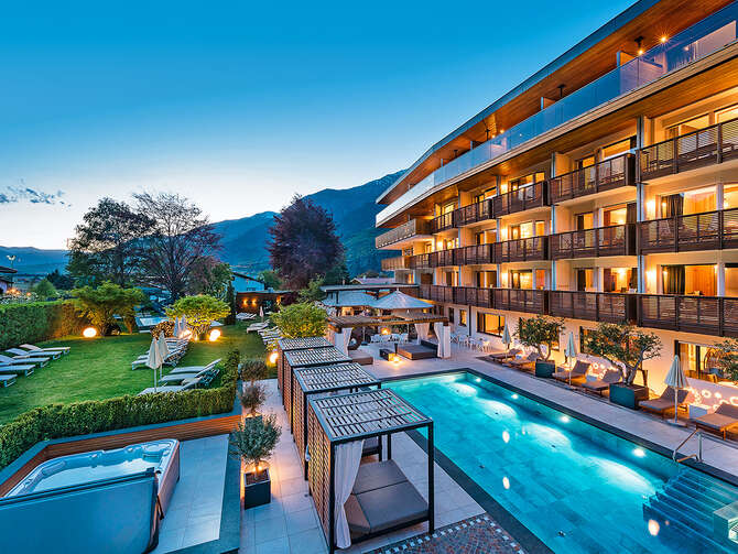 Hotel Paradies Laces - Latsch