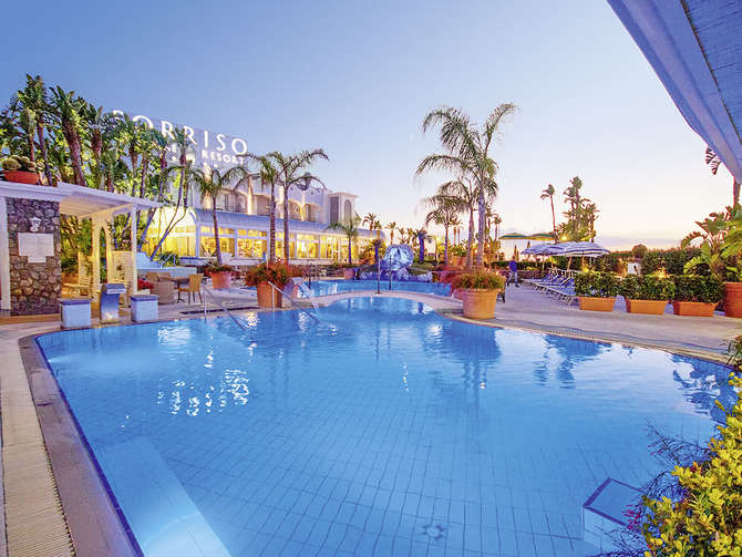 Sorriso Thermae & Resort Forio