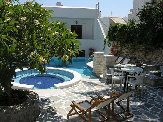 Hotel Atlantis Naoussa