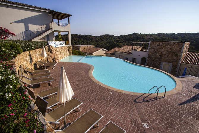 Residence Ea Bianca Baja Sardinia