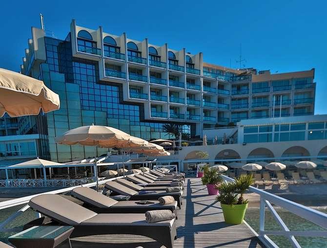 Garden Beach Hotel Juan-les-Pins