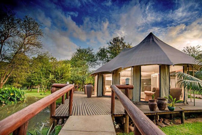 Chisomo Safari Camp Tzaneen