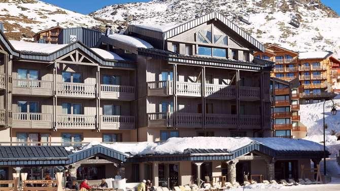 Hotel Fitz Roy Val Thorens