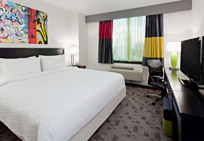 Fairfield Inn & Suites New York Queens-Queensboro Bridge New York City