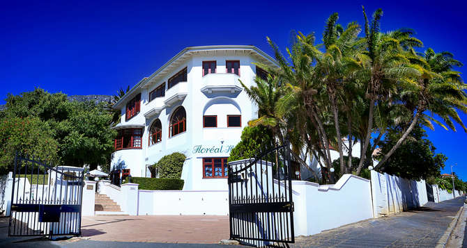 Floreal House Kaapstad