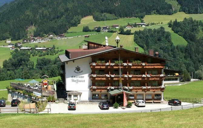 Alpen Wohlfuhlhotel Dorflwirt Zell am Ziller