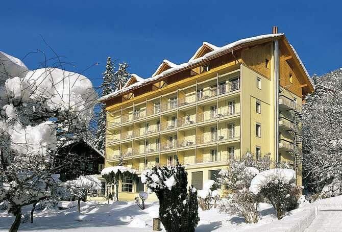 Hotel Wengenerhof Wengen
