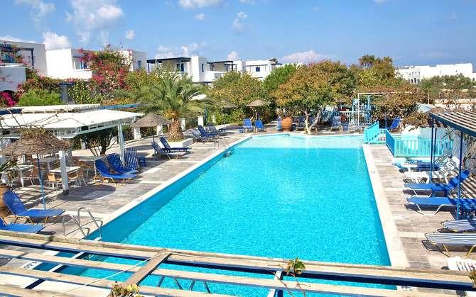 Hotel Rivari Kamari