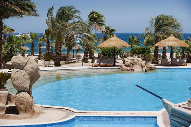 Lotus Bay Resort Abu Souma Hurghada