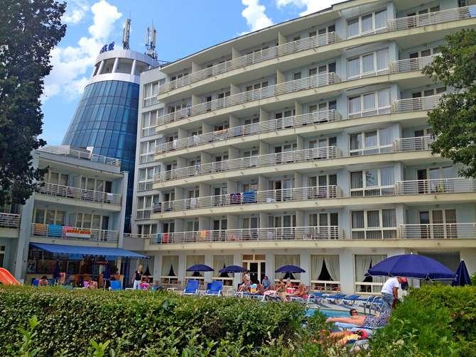 Hotel Kalofer Sunny Beach